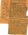 Cook, Ruth M. -- News Clipping