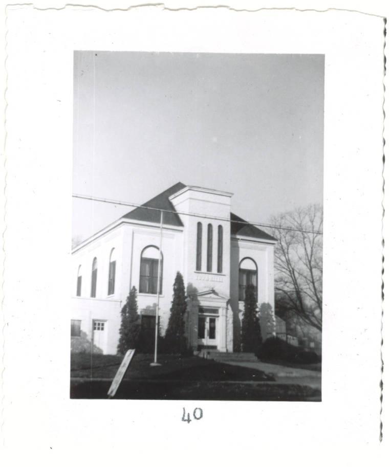 American Legion, Libertyville Post #329, 1955