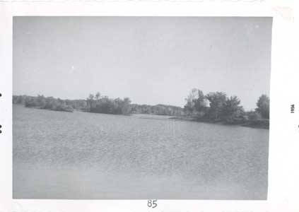 Lake Minear, 1956