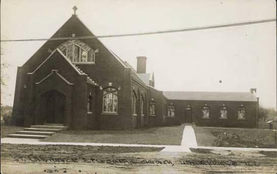 St. Lawrence Episcopal Church, c.1917